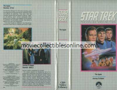 Star Trek Beta - Apple, Journey to Babel
