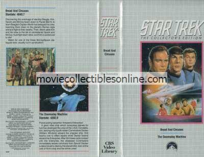 Star Trek Beta - Bread & Circuses, Doomsday Machine