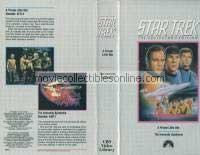 Star Trek Beta - Private Little War, Immunity Syndrome