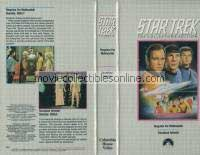 Star Trek Beta - Requiem for Methuselah, Turnabout Intruder