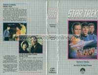 Star Trek Beta - Tomorrow Is Yesterday, City on the Edge of Forever