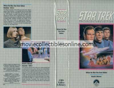Star Trek Beta - Where No Man Has Gone Before, Mudd's Women