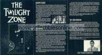 Twilight Zone Beta - Escape Clause, Jess-Belle, Long Morrow
