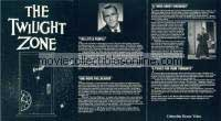 Twilight Zone Beta - Little People, One More Pallbearer, Thing About Machines, Penny For Your Thoughts