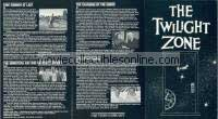 Twilight Zone Beta - Time Enough at Last, Monsters Are Due on Maple Street, Changing of the Guard, After Hours